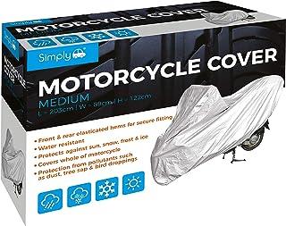 Simply BMC1 Motorrad Abdeckung