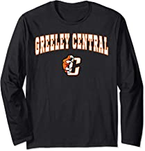 Greeley Central High School Wildcats Long Sleeve T-Shirt C2