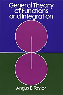 General Theory of Functions and Integration (Dover Books on Mathematics)