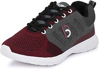 Bourge Boy's Orange-02 Sports Shoes