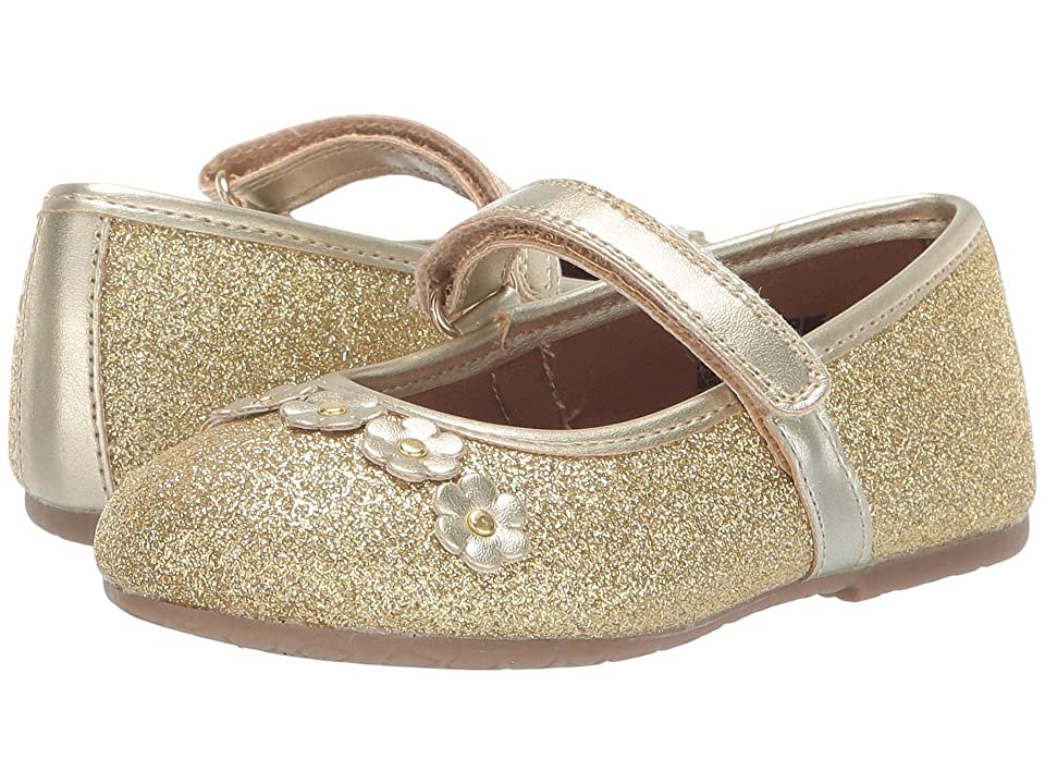 Rachel Kids Lil Madeline (Toddler) (Gold Glitter) Girl