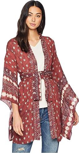 Mini Mantra Kimono