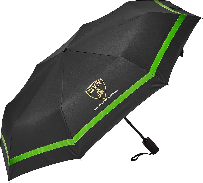 Lamborghini Squadra Corse latest Team Compact Black Ranking TOP1 Umbrella Green