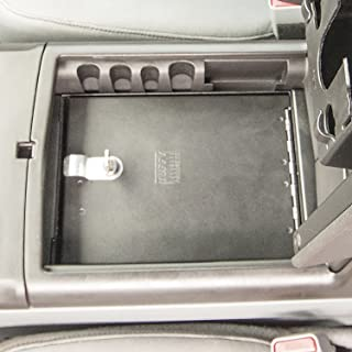 Tuffy 334-01 Black Insert for 2009-2014 Ford F-150 W/Full Console and Column Shift