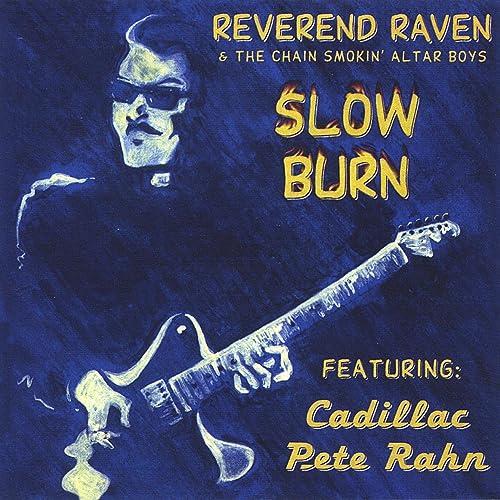 Resultado de imagen de Reverend Raven - Lp: Slow burn 500x500