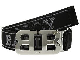 Mirror B 45 Logo Belt