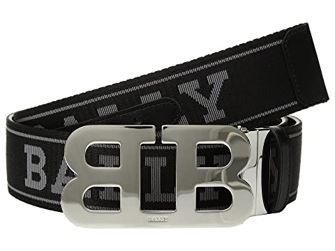 Bally Mirror B 45 Logo Belt
