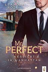 Mr. Perfect: Verliebt in Manhattan: Liebesroman (New York Gentleman) (German Edition) Format Kindle