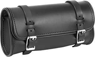 Dowco Willie & Max 8064 Oval Fork Bag, Retro Style: Black, Universal Fit