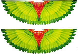 HANVON Go Go Bird RC Flying Toy Replacement Parts - Flapping Wings - Green