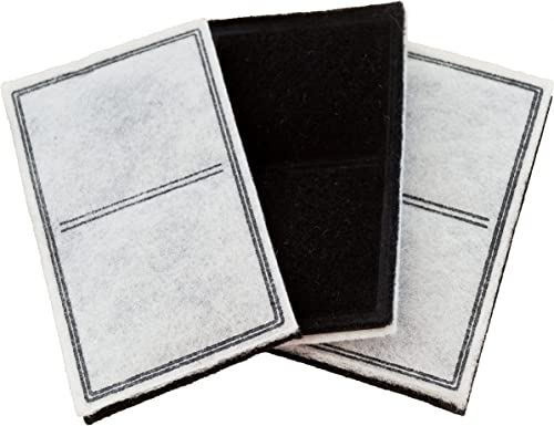 Radio Systems RS-PAC00-13067 Drinkwell by PetSafeFTN Repl Filters 3-Pack
