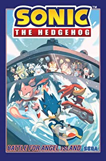 sonic idw issue 10