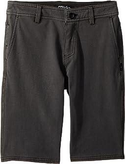 Venture Overdye Hybrid Shorts (Big Kids)