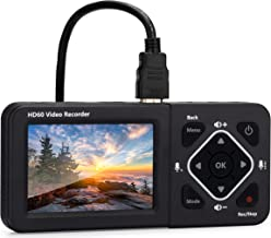 ClearClick HD Video Capture Box Ultimate - Capture Video from HDMI, RCA, VHS, VCR, DVD, Camcorders, Hi8