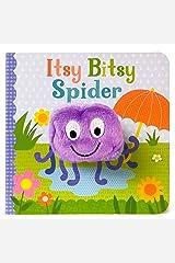 Itsy Bitsy Spider (Finger Puppet Board Book) Pappbilderbuch
