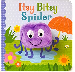 Itsy Bitsy Spider (Finger Puppet Board Book)