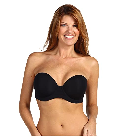 0abc0efa34 Wacoal Red Carpet Full-Busted Strapless Bra 854119 at Zappos.com