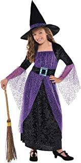 Pretty Potion Witch Halloween Costume for Girls, with Included Accessories