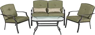 Best metal outdoor patio furniture sets Reviews