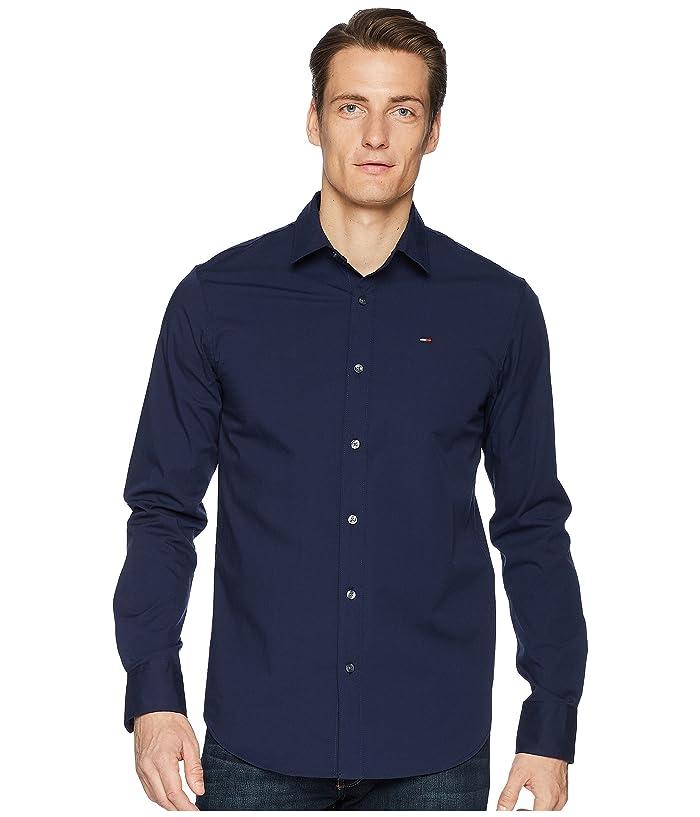 a108c69e Tommy Hilfiger Stretch Long Sleeve Button Down Shirt | Zappos.com