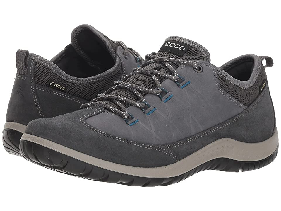 UPC 809704562018 product image for ECCO Sport Aspina Low GTX (Magnet) Women's Shoes | upcitemdb.com