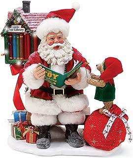 Department 56 Santa a Little Reading Break, 8.5