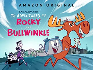 ロッキーとブルウィンクルの大冒険 シーズン1 パート1