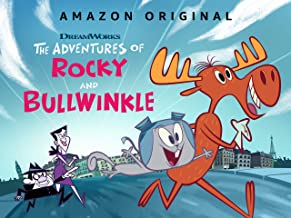 The Adventures of Rocky and Bullwinkle - Season 1 Part 1