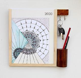 Wall Calendar Holder