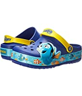 Crocs Kids CrocsLights Finding Dory Clog (Toddler/Little Kid)