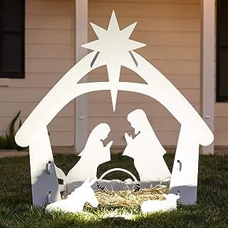 Best outdoor manger decorations Reviews