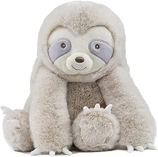 Ice King Bear Baby Sloth Stuffed Animal Plush Toy, 10 Inches, Cute Beige