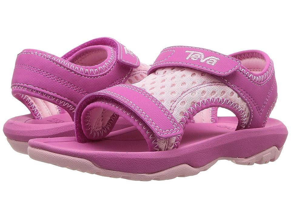 Teva Kids Psyclone XLT (Toddler) (Pink) Girls Shoes