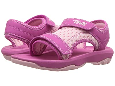 Teva Kids Psyclone XLT (Toddler) (Pink) Girls Shoes