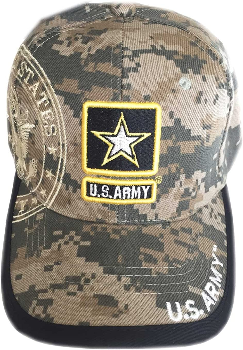 aesthetinc U.S. Military Army Limited time 4 years warranty for free shipping Sealed Licensed Officially Cap