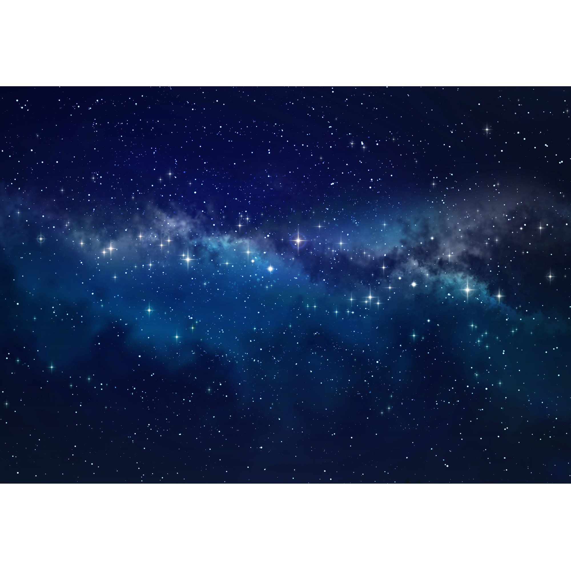 Wall26 Deep Space High Definition Star Field Background Removable Wall Mural Self Adhesive Large Wallpaper 100x144 Inches Amazon Com