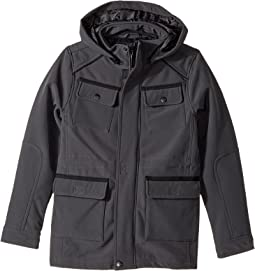 Softshell Bonded Jacket (Little Kids/Big Kids)