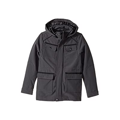 Urban Republic Kids Softshell Bonded Jacket (Little Kids/Big Kids) (Pewter) Boy