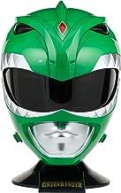 Power Rangers Mighty Morphin Legacy Ranger Helmet, Green