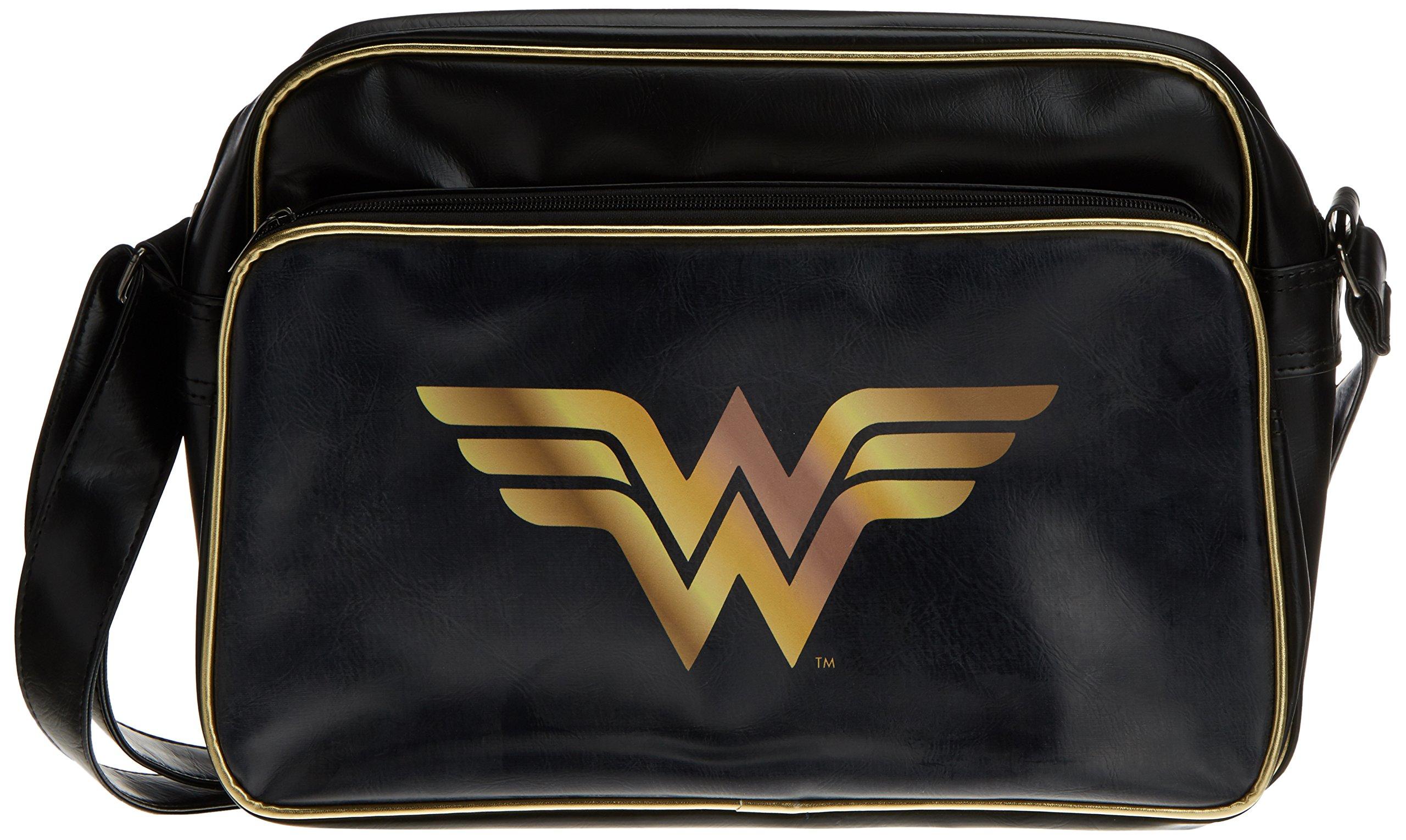 Wonder Woman - Estuche Escolar Mujer Maravilla (WONBAG13100): Amazon.es: Juguetes y juegos