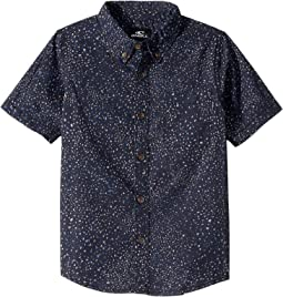 Galaxsea Short Sleeve (Toddler/Little Kids)