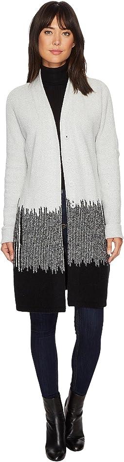 NIC+ZOE - Blocked Stripes Jacket