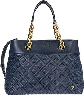 Women's Royal Navy Fleming Small Tote Handbag