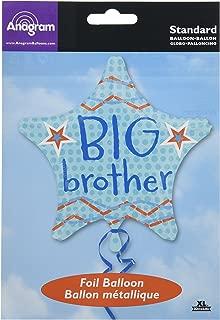 Anagram International Big Brother Star Foil, 19