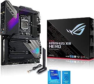 ASUS ROG Maximus XIII Hero gamingowa płyta główna, gniazdo Intel LGA 1200 (Intel Z590, ATX, 4x M.2, USB 3.2 Gen 2x2, PCIe ...