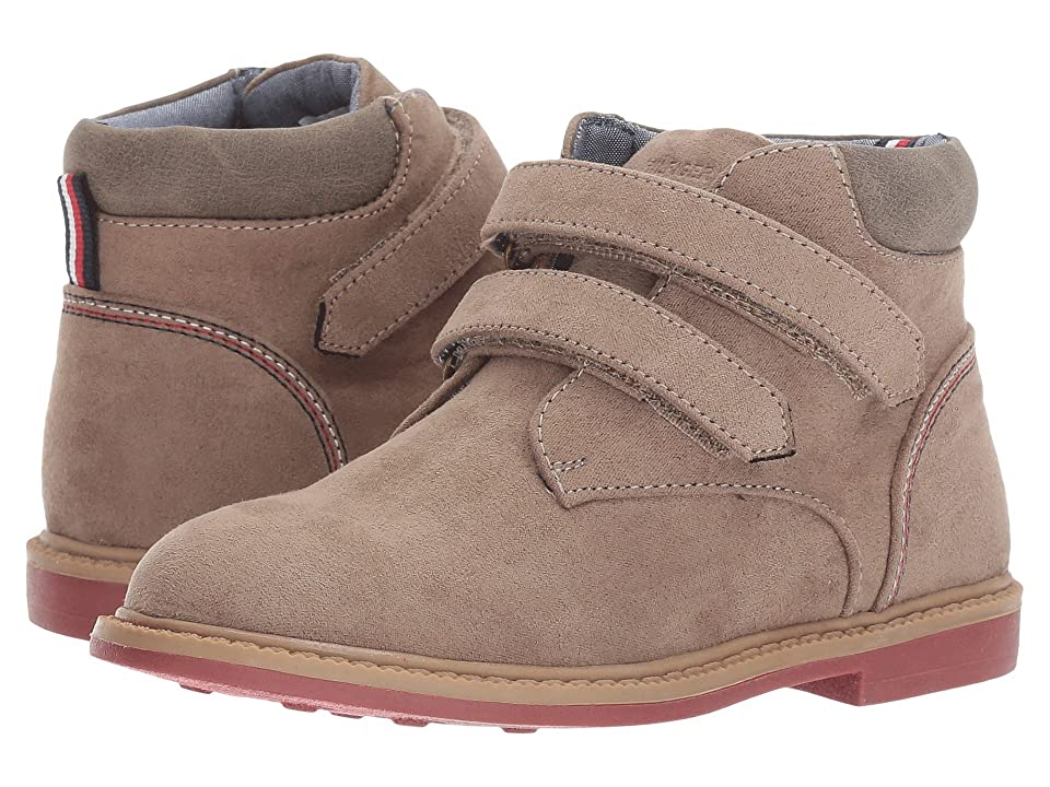 Tommy Hilfiger Kids Michael Double (Toddler) (Taupe) Boy