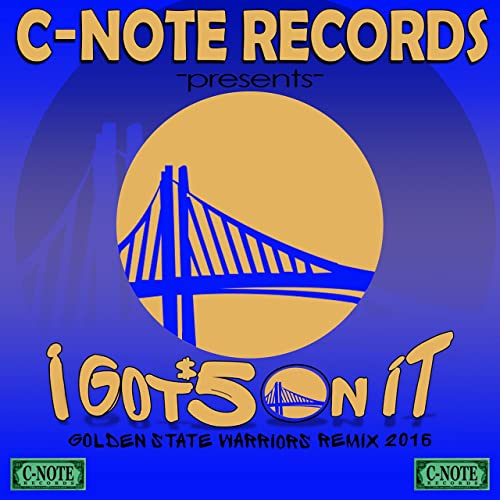 I Got 5 On It (Warriors Rise) (Golden State Warriors Remix ...
