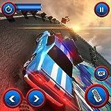 Tricky Police Car Stunts: juego de carreras de coches de carreras