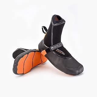 Solite 2020 6mm Custom Pro Orange/Black Water Sports Boot