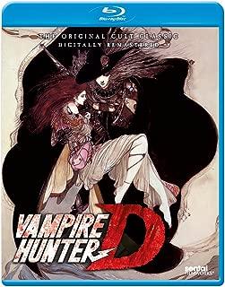 Best vampire hunter d watch Reviews